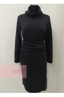 Платье женское 182-2363 Фемина (Мокрый асфальт)