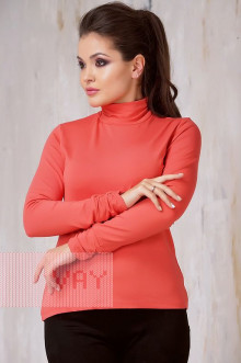 Блуза ВК-19 Фемина (Лосось)