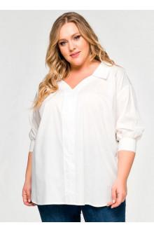 """Рубашка """"ЛаТэ"""" 1619501 (Белый)"""