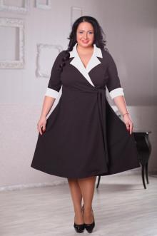 Платье 103306 ЛаТэ (Черный)