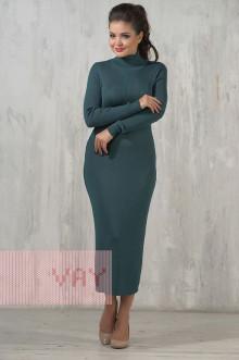 Платье женское 2237 Фемина (Морская волна)